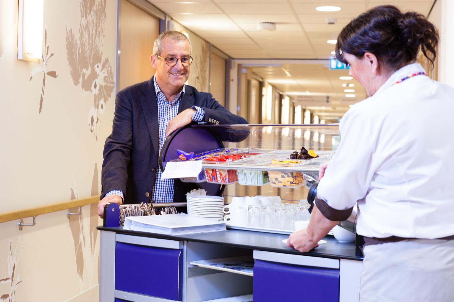 Zorg hospitality gastvrijheidstraining detail
